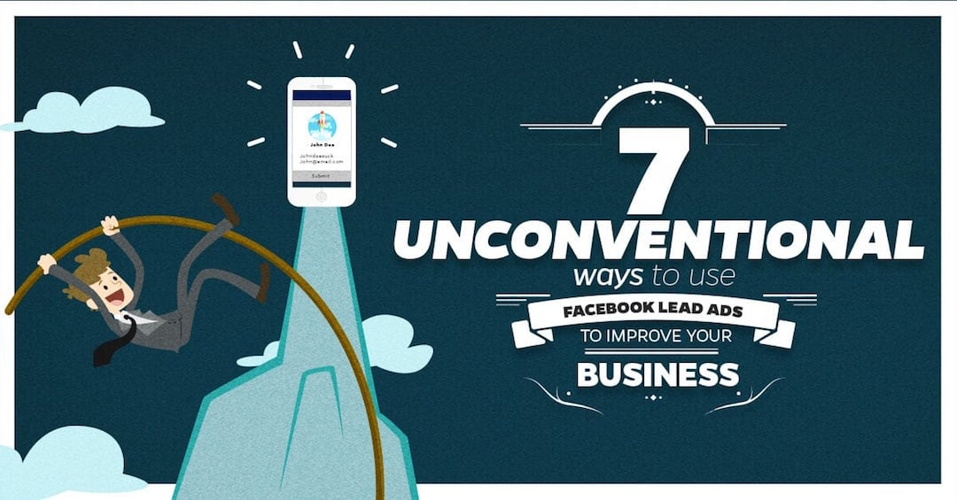 lead ads unconventional ways