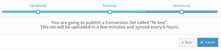 conversion sync step 4