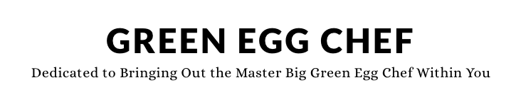 Green Egg Chef