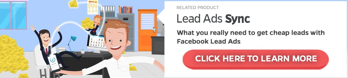 landing blog prodottini lead ads