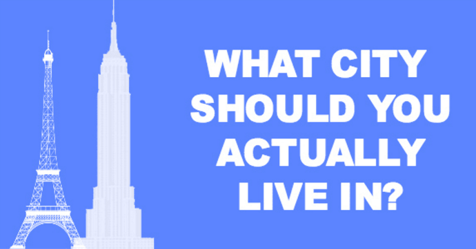 Which City Should You Live In