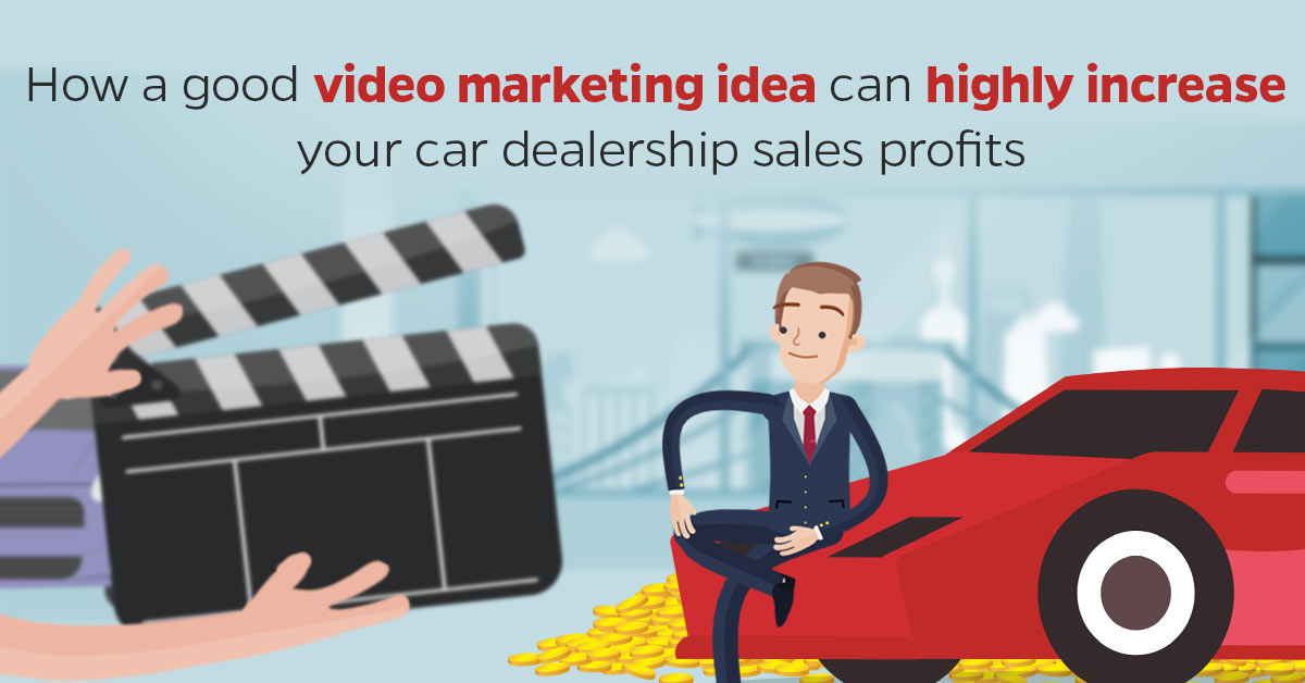 car sales marketing strategies
