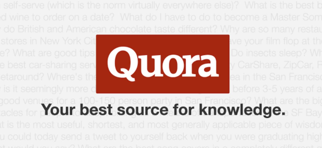 quora cold leads