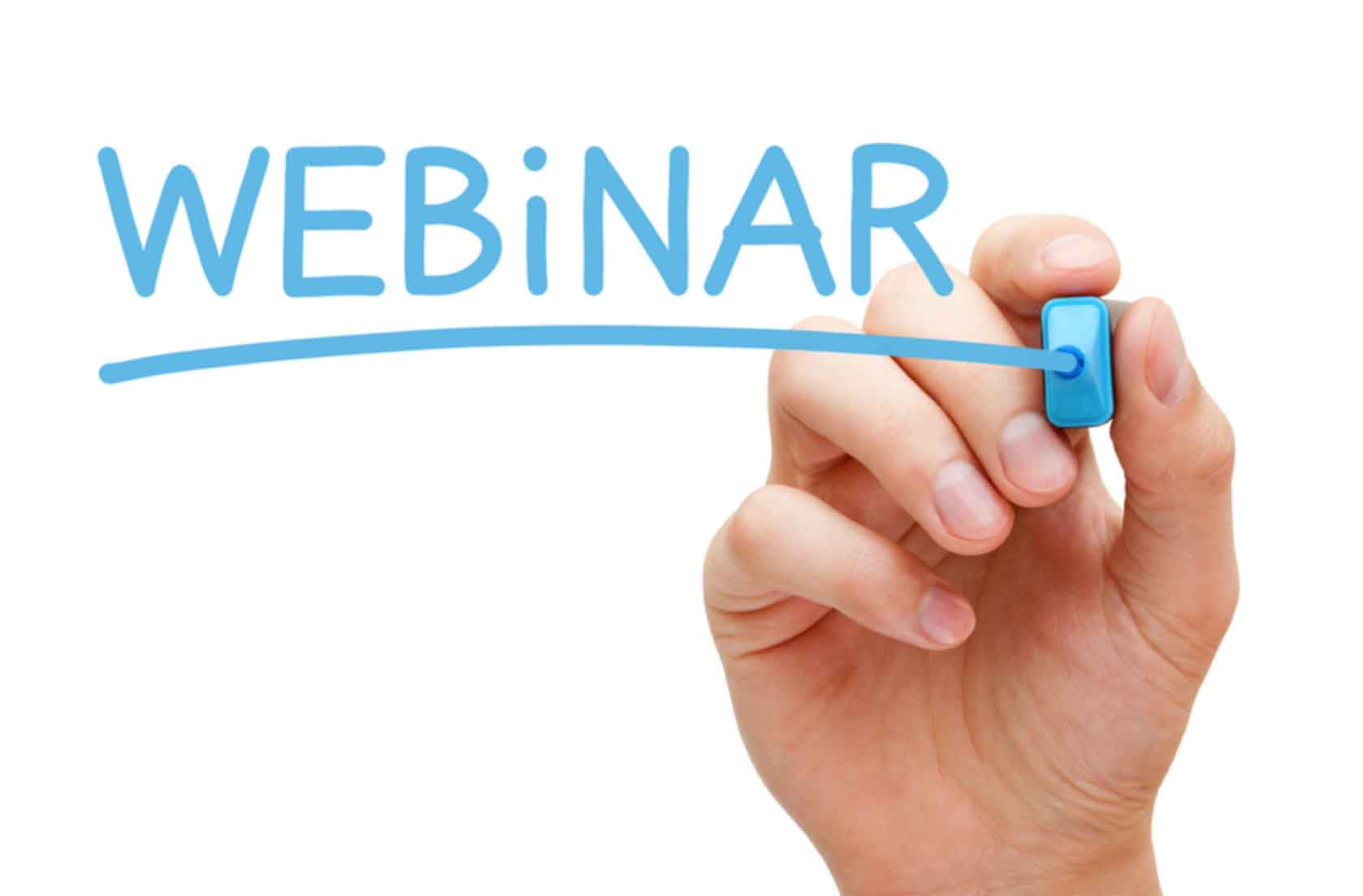 how to run webinars to get leads for your start up
