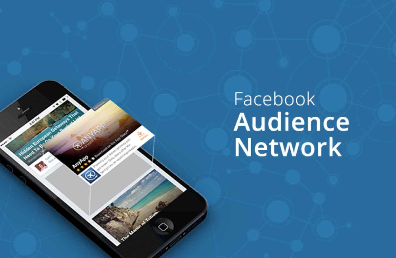 Facebook audience network set up ads
