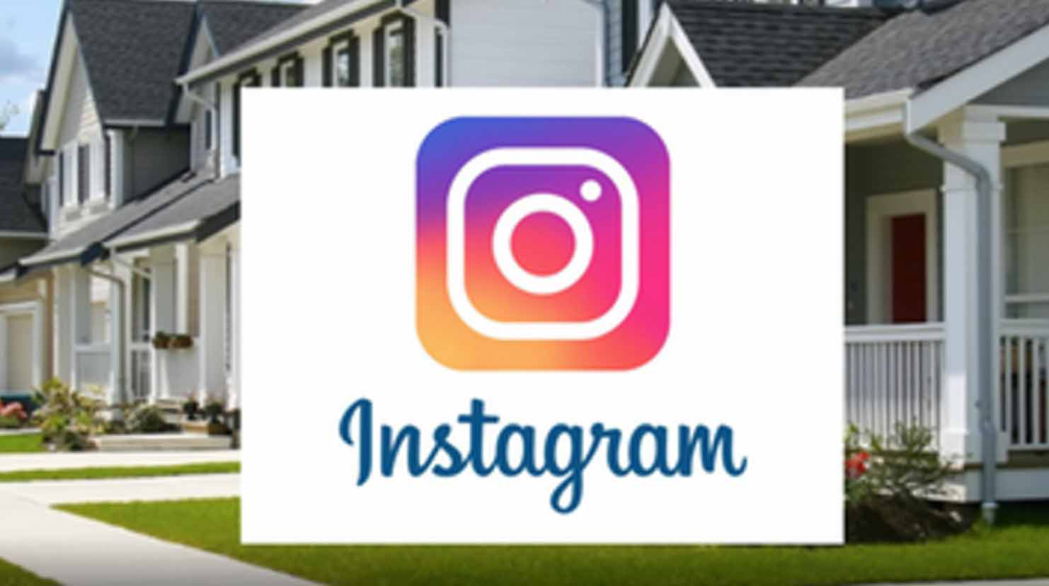 how to get real estate leads with Instagram