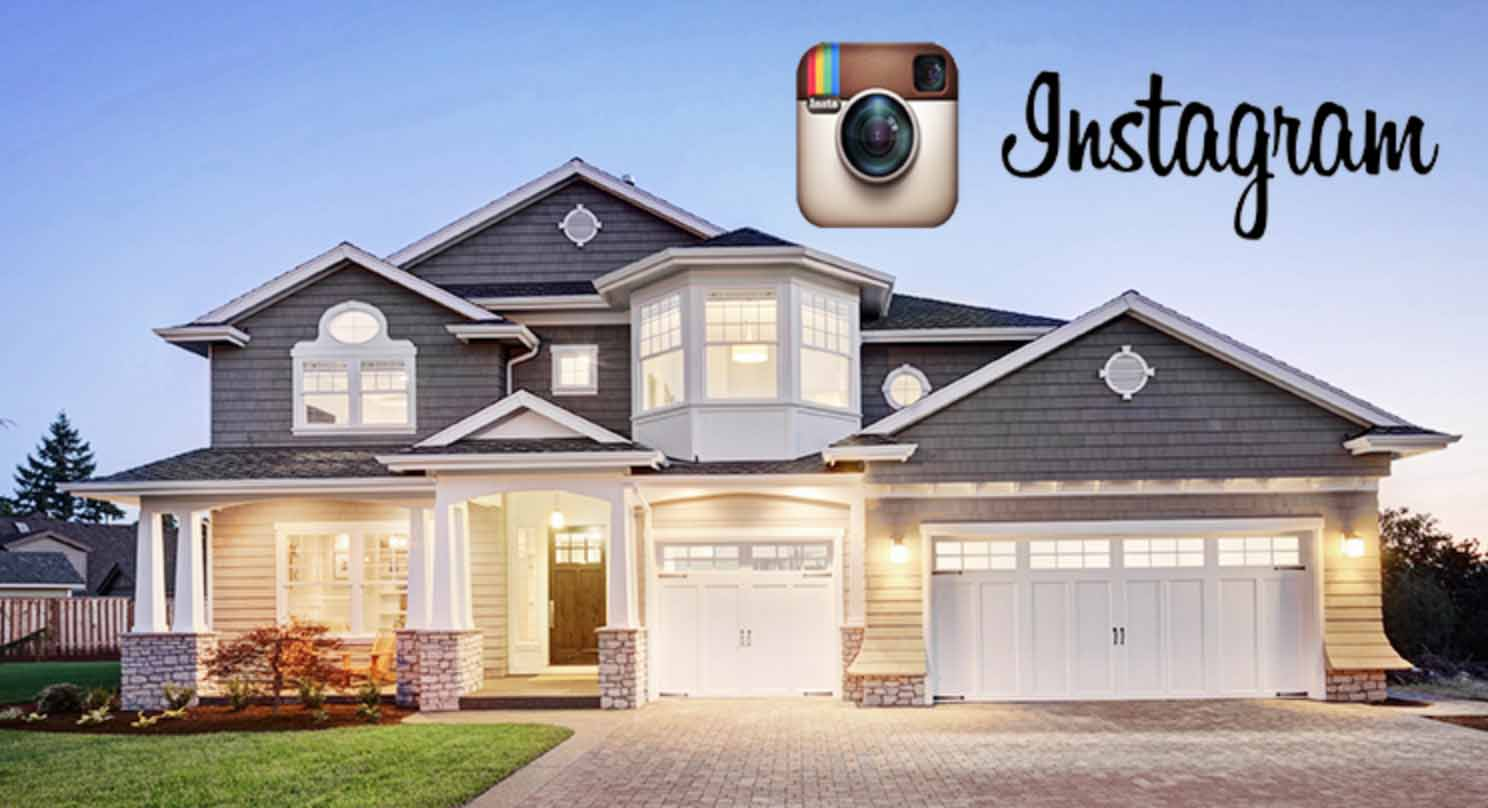 Real estate leads with Instagram hashtags