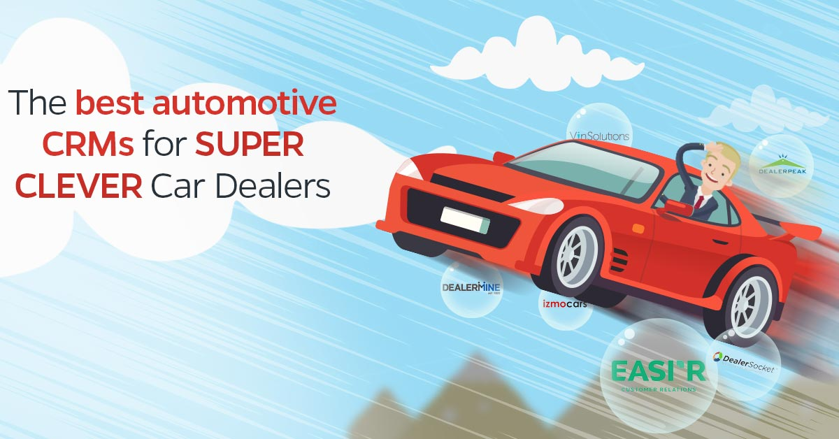 best automotive crm