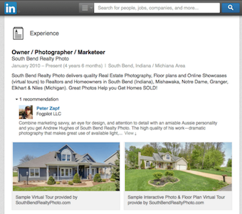LinkedIn for Real Estate Agencies?
