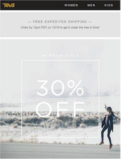 e-commerce promotion idea
