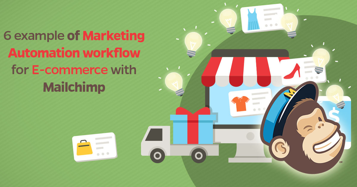 E-commerce marketing automation