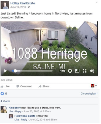 7 Successful Real Estate Facebook Ads Examples Leadsbridge