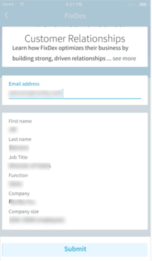 LinkedIn b2b Lead generation strategy