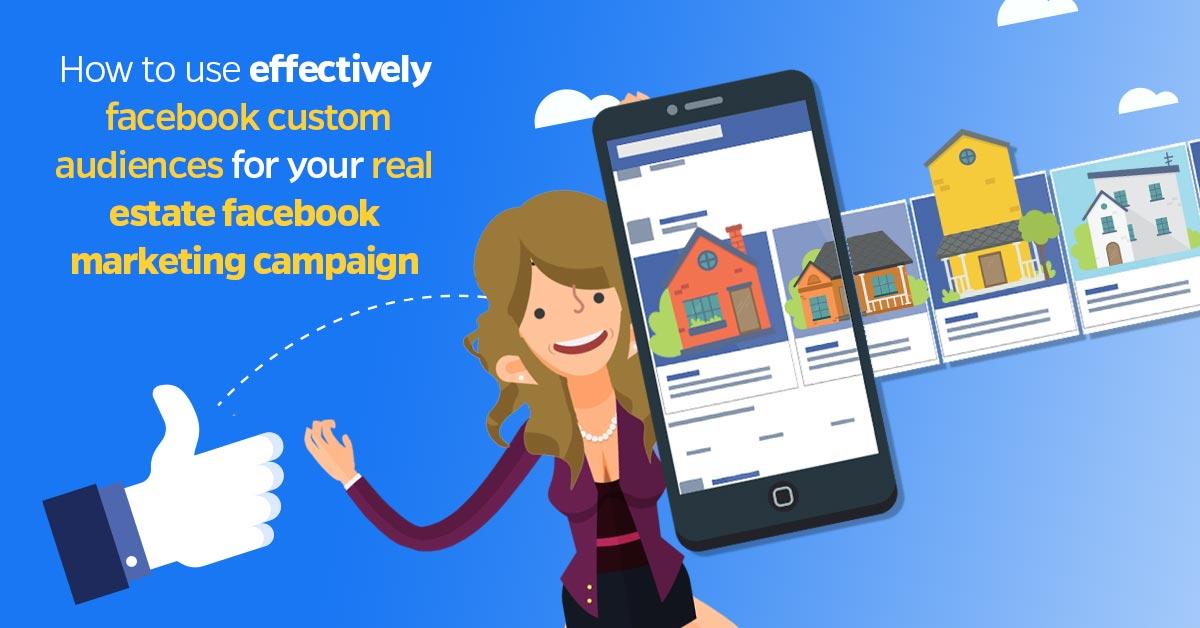 real estate facebook markeitng