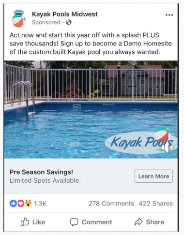 Facebook Lead Ads Integration