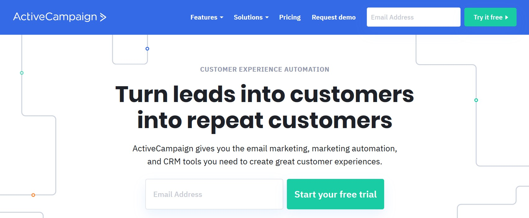 the best marketing automation tools
