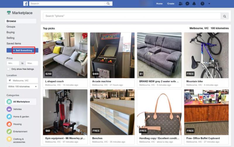 Facebook marketplace 5