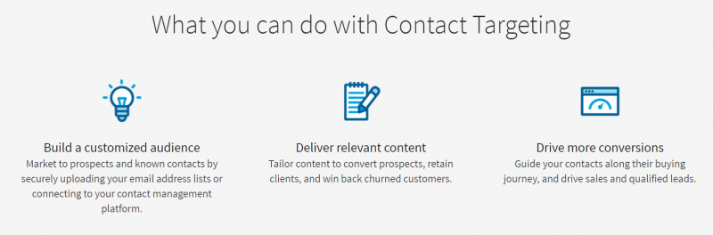 contact-targeting