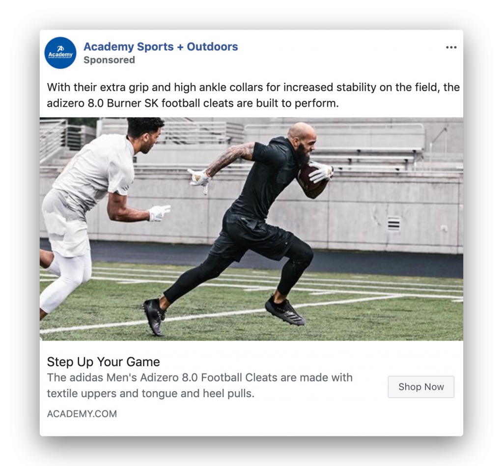 academy-sports-facebook-ad