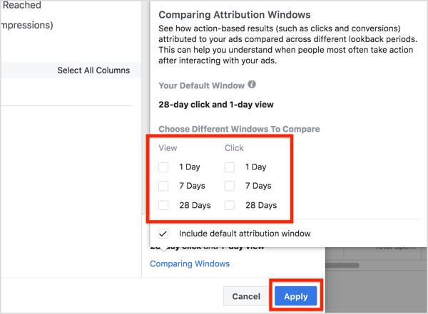 facebook-compare-attribution-window
