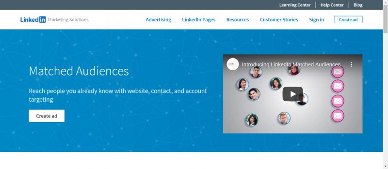 Linkedin matched audiences1