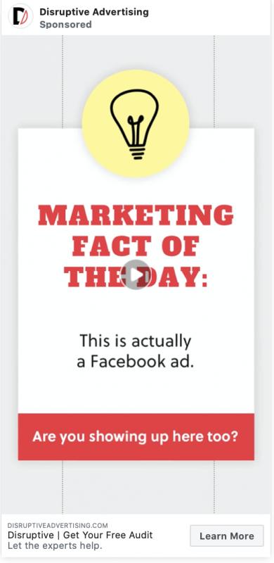 Facebook Lead ads for digital marketing agencies